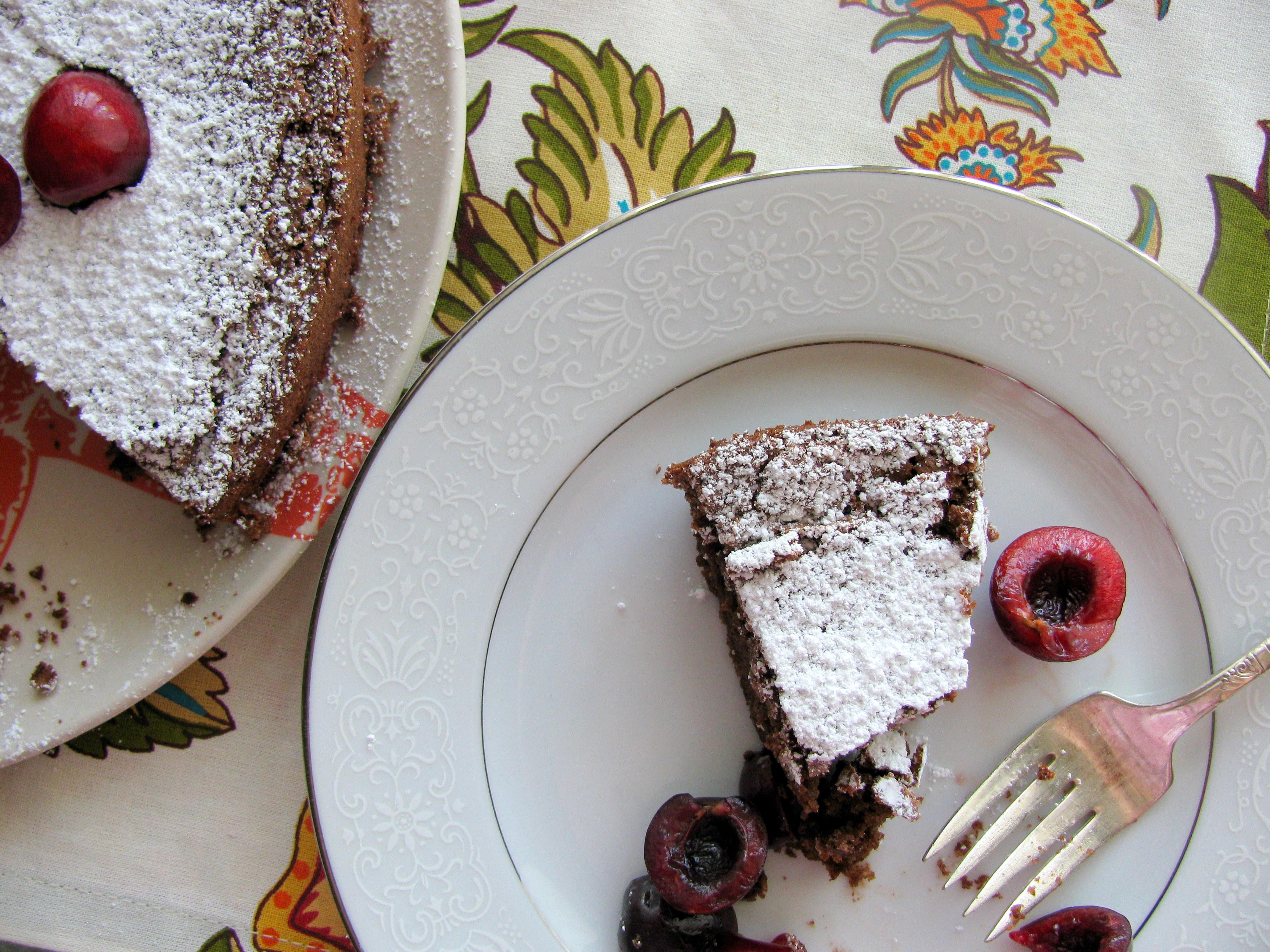 Chocolate Buckwheat Cake | The Little Bite