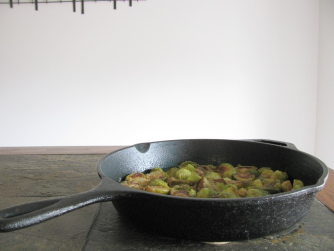 Braised Brussels Sprouts || The Little Bite